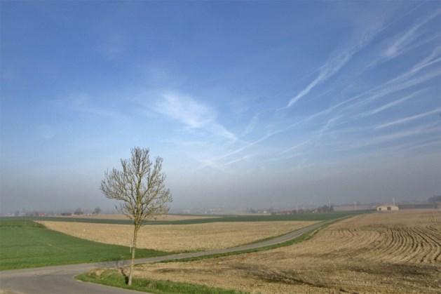 Temperaturen van ruim 20 graden op prachtige lentezondag