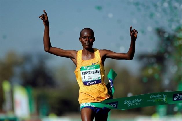 Kenia domineert marathon van Parijs
