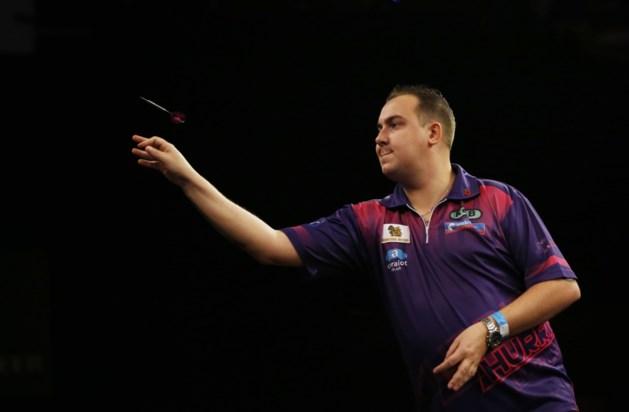 Belgen spelen geen rol van betekenis op Players Championship darts 8