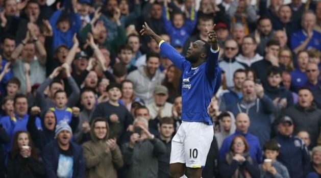 Lukaku scoort opnieuw twee keer voor Everton, Mirallas deelt assists uit