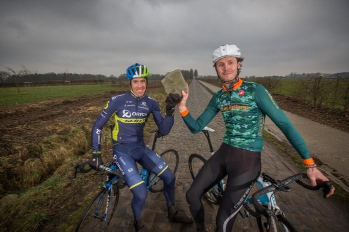 """""""De slaap vatten na winst in Roubaix: dat is met niet gelukt"""""""