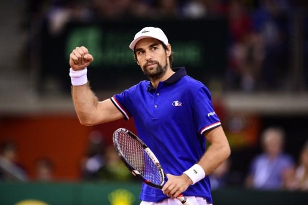 Frankrijk klopt Groot-Brittannië met 4-1 in Davis Cup