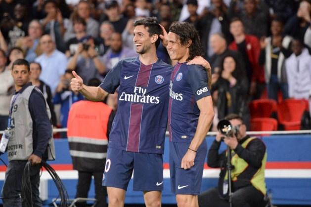 Meunier wint ruim met PSG en blijft in het zog van leider Monaco