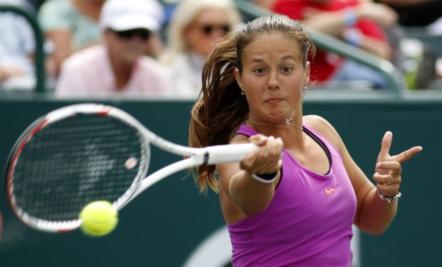 Daria Kasatkina pakt eerste WTA-titel op WTA Charleston