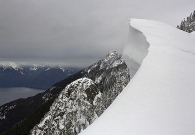 Vijf wandelaars komen om bij sneeuwinstorting in Canada