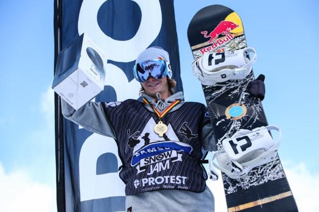 Wereldkampioen Seppe Smits pakt nu ook Belgische titel slopestyle