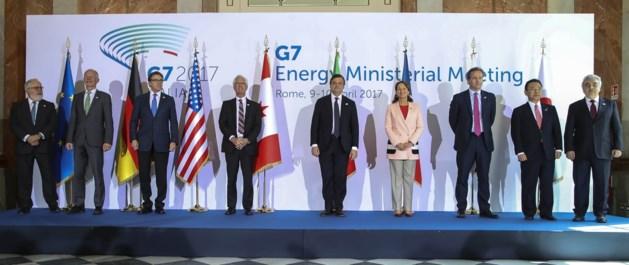 G7-ministers van Energie vinden geen akkoord over klimaatverandering