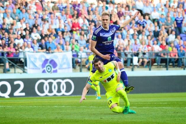 Anderlecht hoopt lichtgeblesseerde Teo fit te krijgen voor kraker tegen United