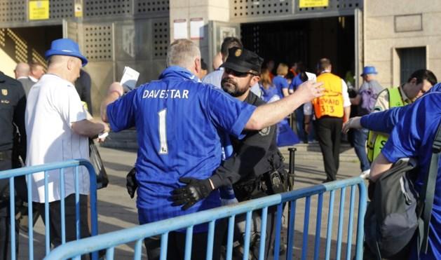 Tien Engelse hooligans opgepakt in Madrid