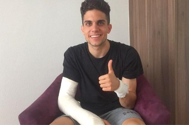 """Slachtoffer van aanslag Dortmund is aan de beterhand: """"Bedankt voor alle berichten!"""""""