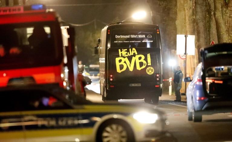 """OVERZICHT. """"Explosies waren gerichte aanval tegen Borussia Dortmund"""""""