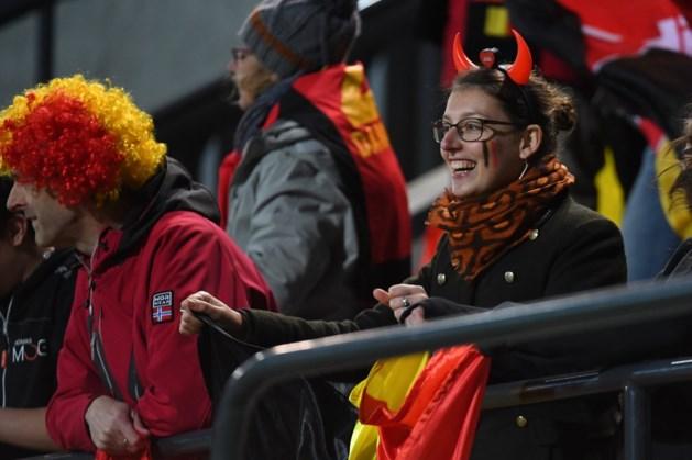 Belgische U16 nipt onderuit tegen Verenigde Staten op toernooi Montaigu