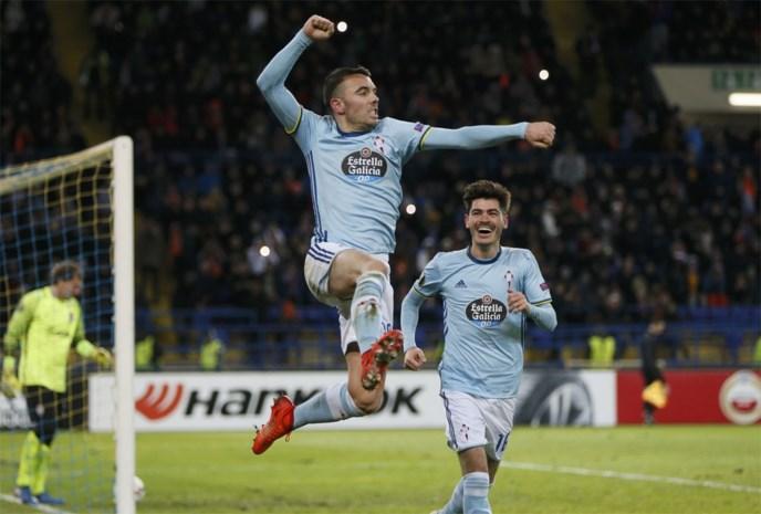Celta de Vigo = KRC Genk x 3