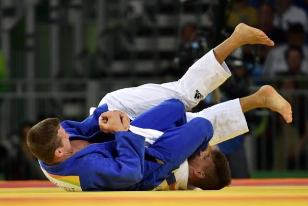 Dirk Van Tichelt moet geblesseerd afzeggen voor EK judo