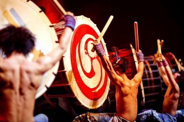 Internationaal geroemde Japanse podiumkunstenaars zetten Hasselt op z'n kop