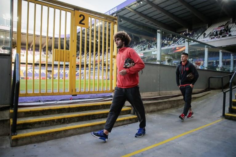 Weiler zet 'Mister Europe' in de basis, Fellaini op de bank bij Man United