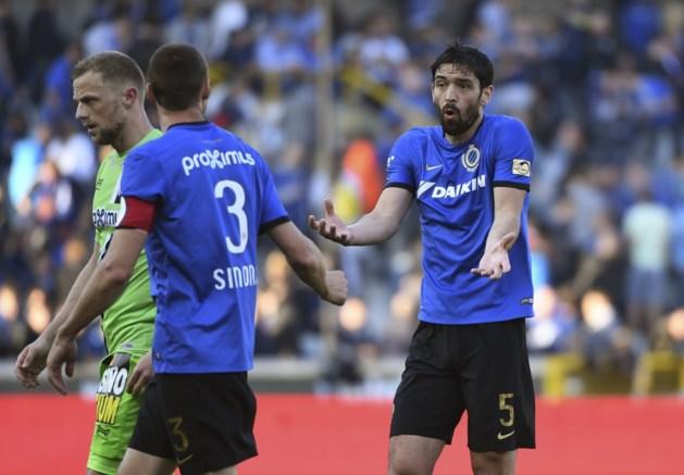 Poulain mist toppers tegen Anderlecht en Zulte Waregem, Club gaat niet in beroep