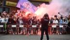 VIDEO. Celta-fans geven Genk voorsmaakje van wat het vanavond kan verwachten