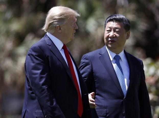 """China waarschuwt Trump: """"Militaire actie tegen Noord-Korea is riskanter dan raketaanval op Syrië"""""""