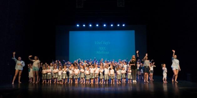Dance-Express schittert met voorstelling 'Was it A dream'
