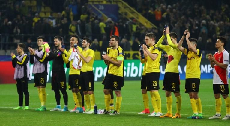 Monaco kent geen genade met geteisterd Dortmund