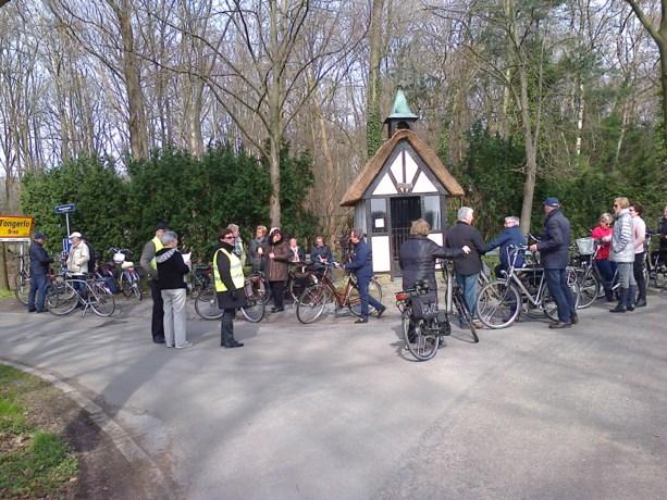 Neos Kinrooi fietst naar Opitter