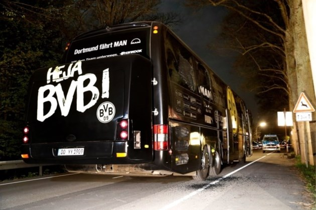 """""""Geen elementen"""" die verdachte linken aan aanslag op spelersbus"""