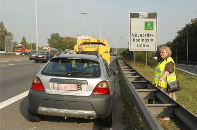 Pech op de autostrade? Dat wordt een dure grap