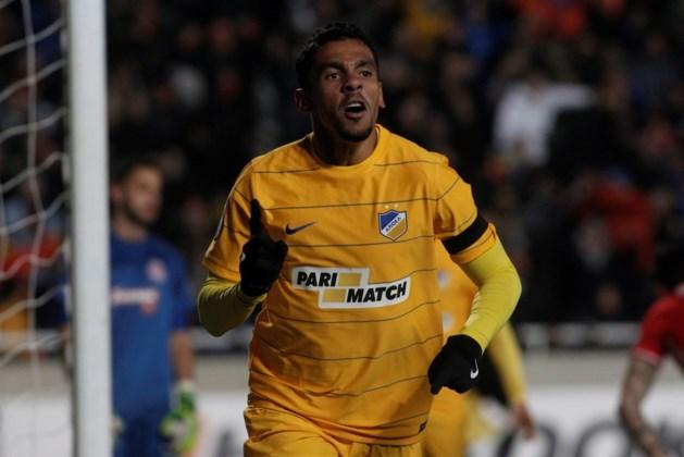 Pardo en de Camargo raken met APOEL in heenmatch bekerkwartfinale niet voorbij AEL
