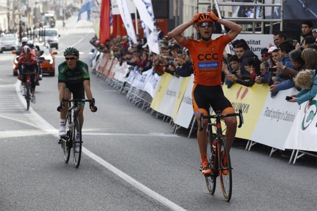Alle fietsen van Poolse wielerploeg gestolen voor Amstel Gold Race
