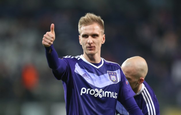 Opluchting bij Anderlecht: Teodorczyk fit voor wedstrijd tegen Oostende