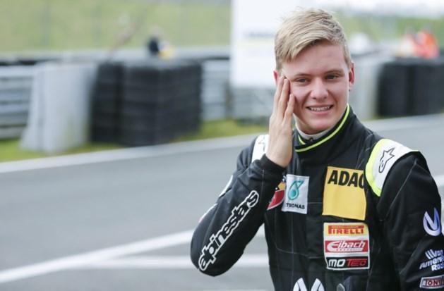 Zoon van Michael Schumacher debuteert in Formule 3