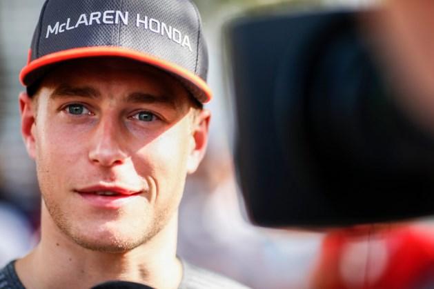 McLaren laat Stoffel Vandoorne testen tijdens F1-test in Bahrein