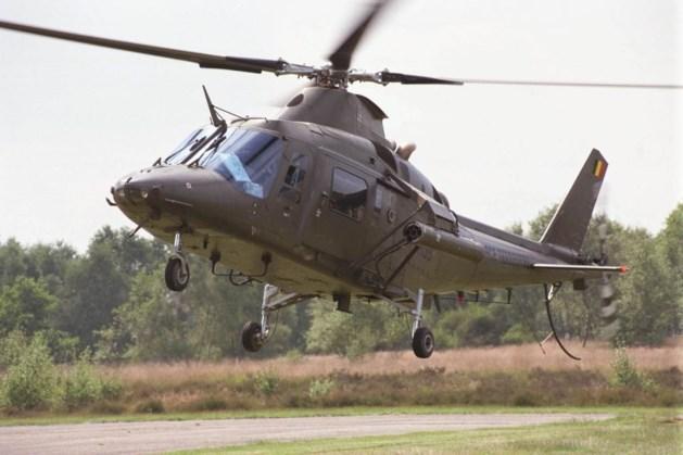 Defensie heeft 24 uur op 24 helikopter stand-by tegen terroristische aanslag