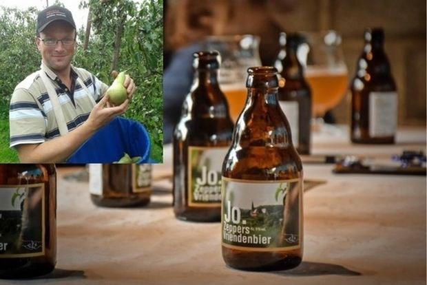 Vrienden herdenken omgekomen Jo Vanoirbeek met bier