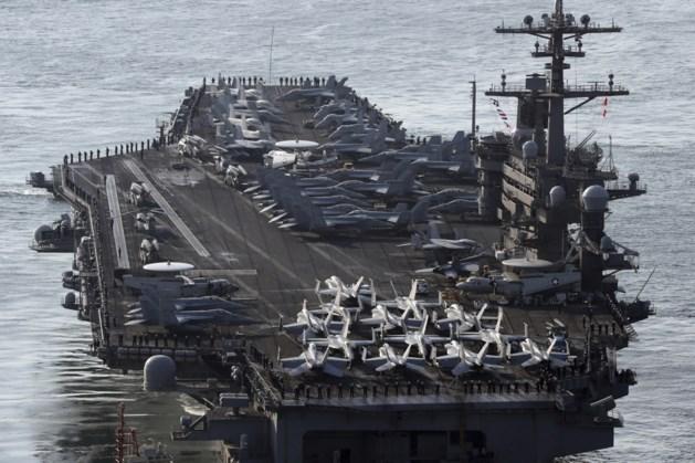 """""""VS is klaar voor preventieve aanval op Noord-Korea"""""""