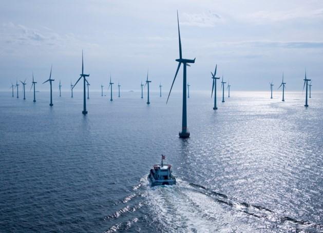 """Elia pompt 400 miljoen euro in """"stopcontact"""" op de Noordzee"""