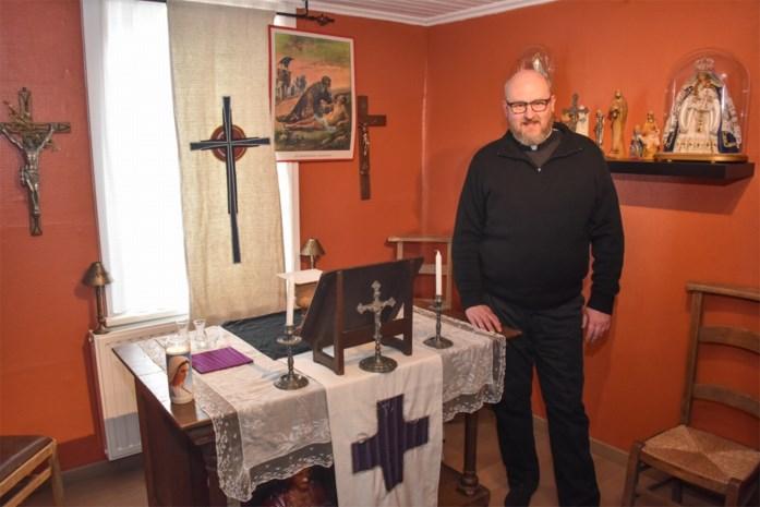 Gescheiden vader van twee wordt priester op Pasen