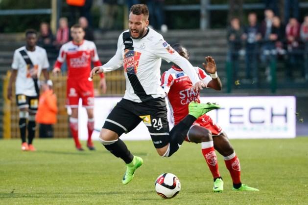 Acht goals in spectaculaire Roeselare-Moeskroen