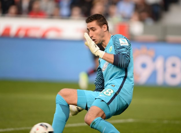 Casteels en Wolfsburg doen gouden zaak in Bundesliga