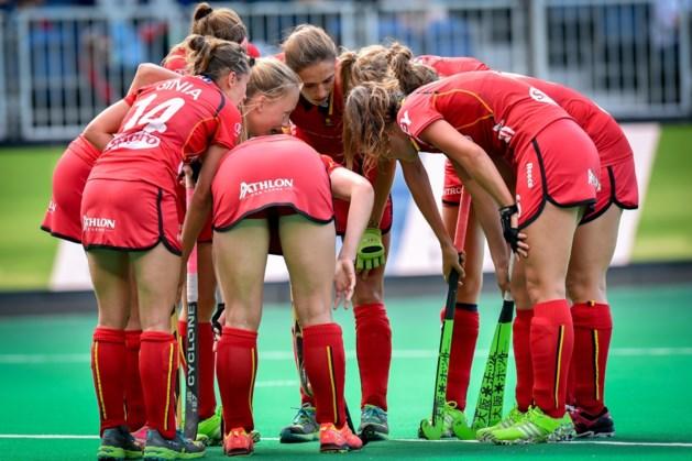 Red Panthers verliezen opnieuw oefenduel van Duitsland