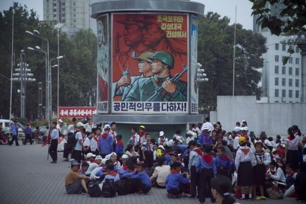 Spanning rond Noord-Korea: massale militaire aanwezigheid op 105de verjaardag stichter