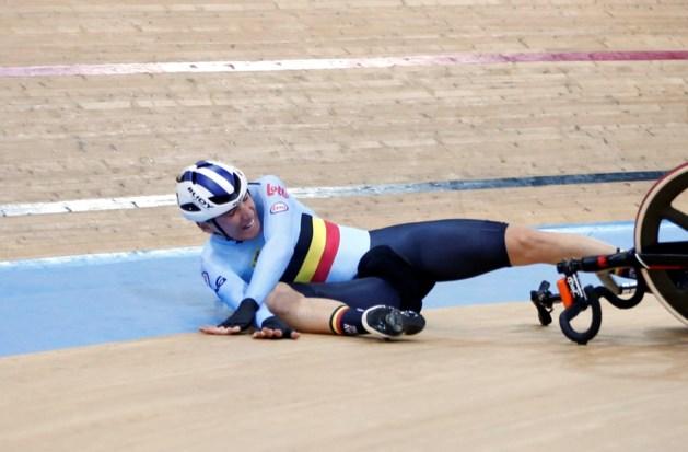 Benjamin Thomas wereldkampioen omnium, Lindsay De Vylder twaalfde