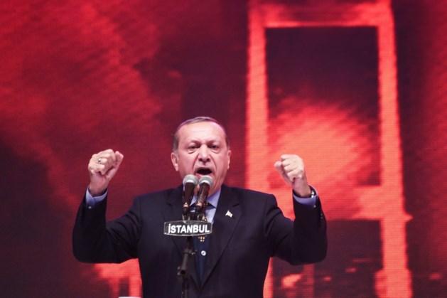 """Turkije gaat relaties met Europa herbekijken na referendum: """"We zijn hun zondebok niet"""""""