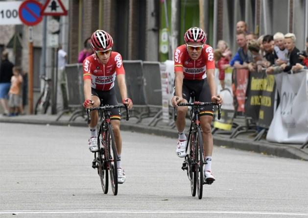 Bjorg Lambrecht wint Luik-Bastenaken-Luik bij de beloften