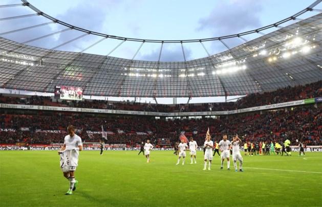 Bailey helpt Leverkusen aan gelijkspel tegen Bayern München
