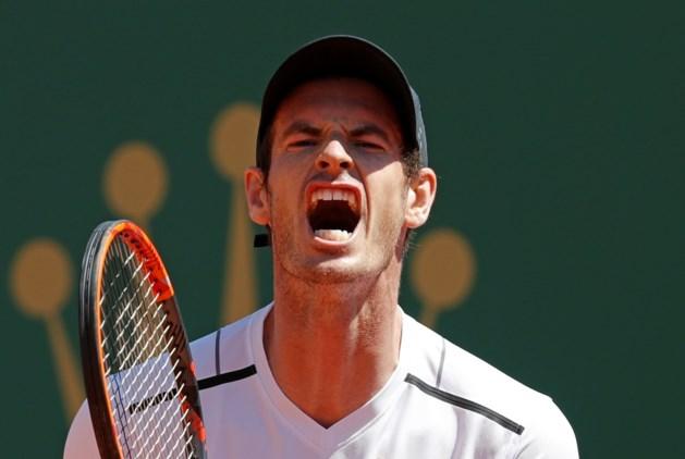 Andy Murray verrassend onderuit in Monaco