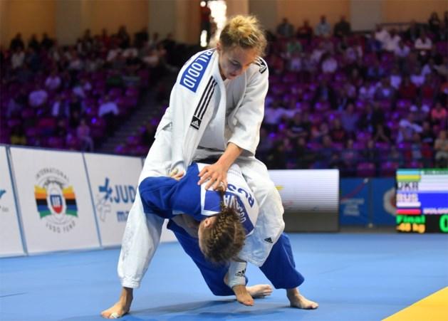 16-jarige Oekraïense judoka imponeert met Europese titel