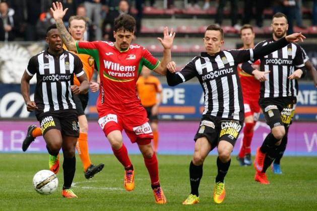 Charleroi langer door met Gaetan Hendrickx
