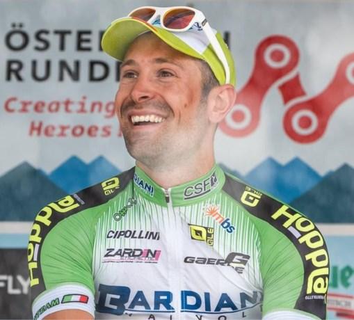 Ruffoni snelt naar zege in derde etappe Ronda van Kroatië, Roson nieuwe leider